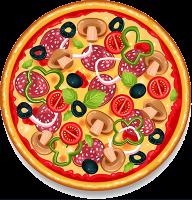 Большие пиццы