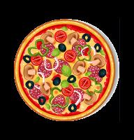Малые пиццы