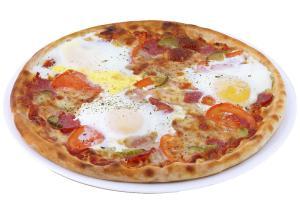 Пицца По-деревенски большая